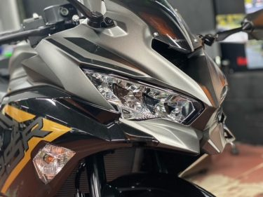ZX-25R!MY2022・NEW COLOR!!